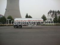 9302GYY _30400L Tanker Semi-Trailer with 2 axles for Fuel or Diesel Liqulid