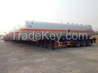 9563GYQ-56000L 3 Axles Liquefied Petroleum Gas Lorry Tanker for LPG
