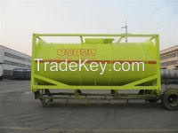 20 Feet Carbon Steel Tank Container