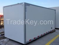 4300mm FRP+PU+FRP Insuated and Refrigerated kits and Box