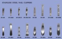 Stainless Steel Nail Clippers