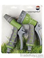 7-way hose nozzle W/ 2-way hose nozzle