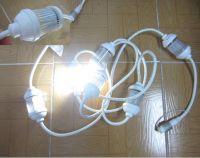 LED strobe string light with 5050 SMD led , 230V outdoor use