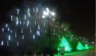 LED Meteor light / LED snowfall tube light