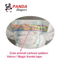 Baby Diapers with Magic tapes