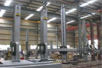 Welding column & beam
