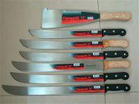 Garden Tools Brazilian Sugarcane Machete M2002 With Wooden Plastic Handle