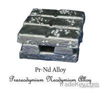 Pr-Nd Alloy