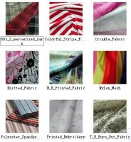 Fabric & Home Textile