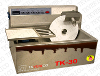 chocolate tempering machine TK-30 and TK-60