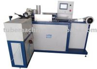 Automatic Spiral Flexible Aluminum Foil Duct Machine