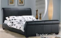 Upholstery PU Bed ( Veneto Bed Queen Size )