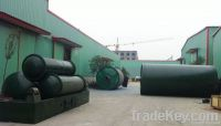 waste rubber/plastics/tyre refining equipment