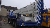 truck crane TADANO GT550E 55ton