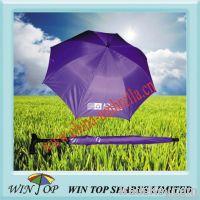 """23"""" advertising auto stick umbrella"""