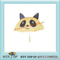 "18"" x 8 ribs children animal/cartoon umbrella"