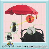"16.5"" x 8 ribs baby stroller umbrella"