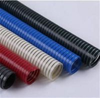 Material transport hose/PVC Hose With PVC Helix