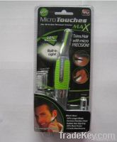 Microtouch max LED shaver