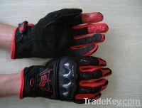 Motorcycle Racing Bomber Glove