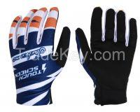 sport racing synthetic leather motorcross