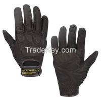 Custom Motorcycle Gloves Leather Motorbike Gloves