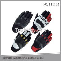 All Sizes Street Motorcycle Mens Anthem Stealth Leather Textile Gloves
