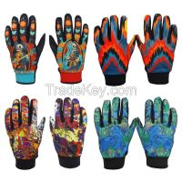New brand Snowboard Gloves  Women's Pipe Glove size Large