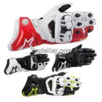 Alpinestars GP Pro Leather race glove/Motorcycle riding glove