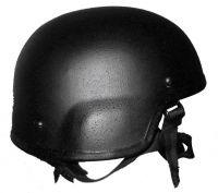 Steel combat helmet