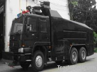 Anti Riot Water Cannon Vehicle
