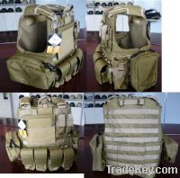 Combined Tactical Vest