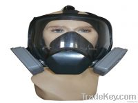 Full-Eyepiece Gas Mask