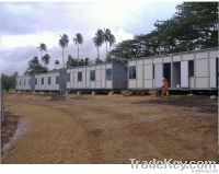 Movable Container House for Mining