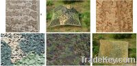 Multi-spectral military Camouflage Netting