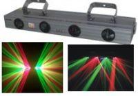 Four head laser light/stage lighting/disco lights