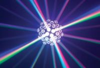 LED Crystal Ball Light/led light/show light