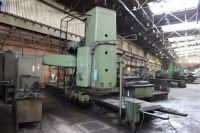 WMW Union Floor type Boring machine BFP 125/1