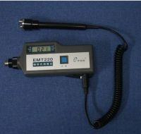 Vibration tester with temperature