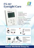 FS-207 Eyesight Care