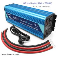FM-402 Off grid  On grid Inverter