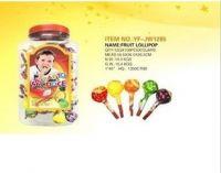 whistle fruit lollipop