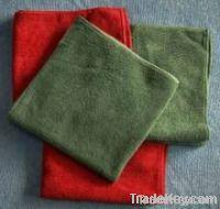 Microfiber Terry Bath Towels