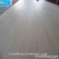 AA grade paulownia wood panels for furniture