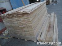 paulownia raw material solid wood
