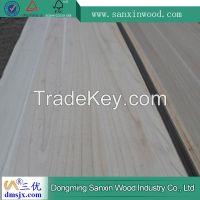 3mm Paulownia Surfboard Wood