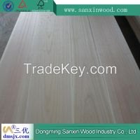 Paulownia Wood Boards (3mm, 9mm and 20mm)
