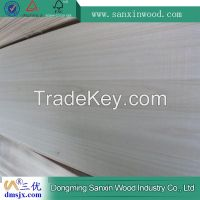 3mm Paulownia Surfboard Wood
