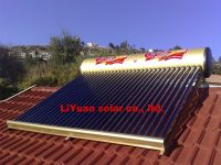 SOLAR WATER HEATER - solar water system