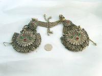 Afghan tribal kuchi jewellery wholesale necklaces, bracelets, belydance